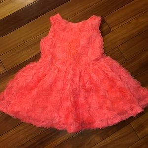 Cherokee girls dress